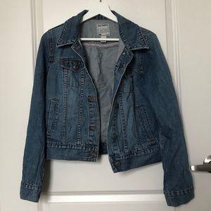 Medium Wash Denim Jacket